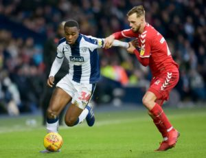 West Bromwich Albion's young midfielder Rekeem Harper is said to be a target for Premier League big guns Tottenham.