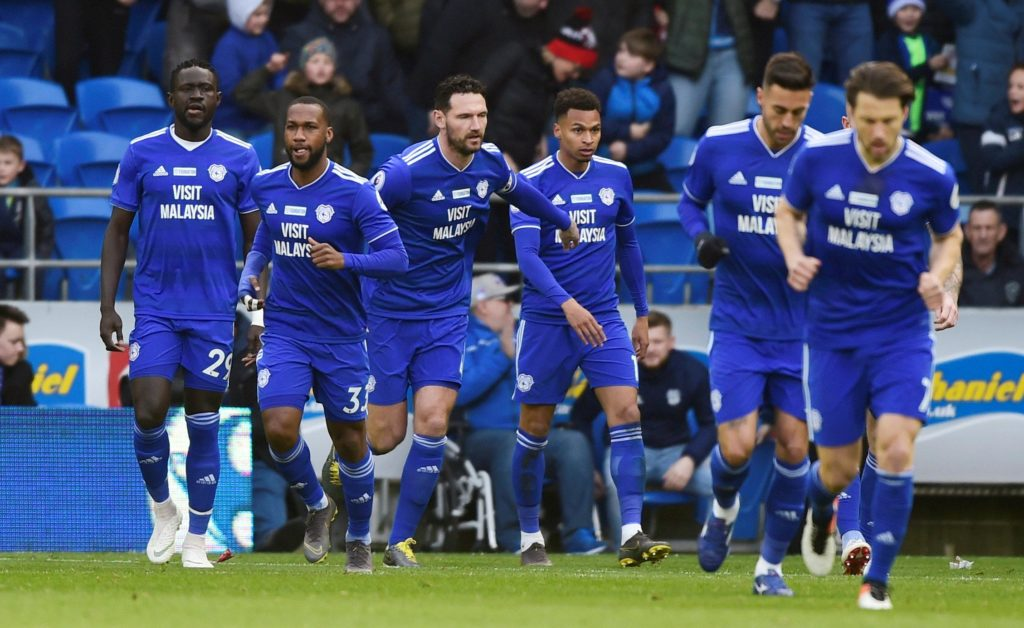 Cardiff City are still waiting to hear about rearranged Premier League fixtures in April that could decide their fate this season.