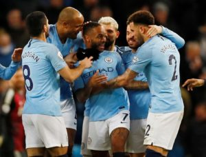 Manchester City welcome Schalke to the Etihad Stadium on Tuesday night for the second leg of their Champions League last-16 tie.