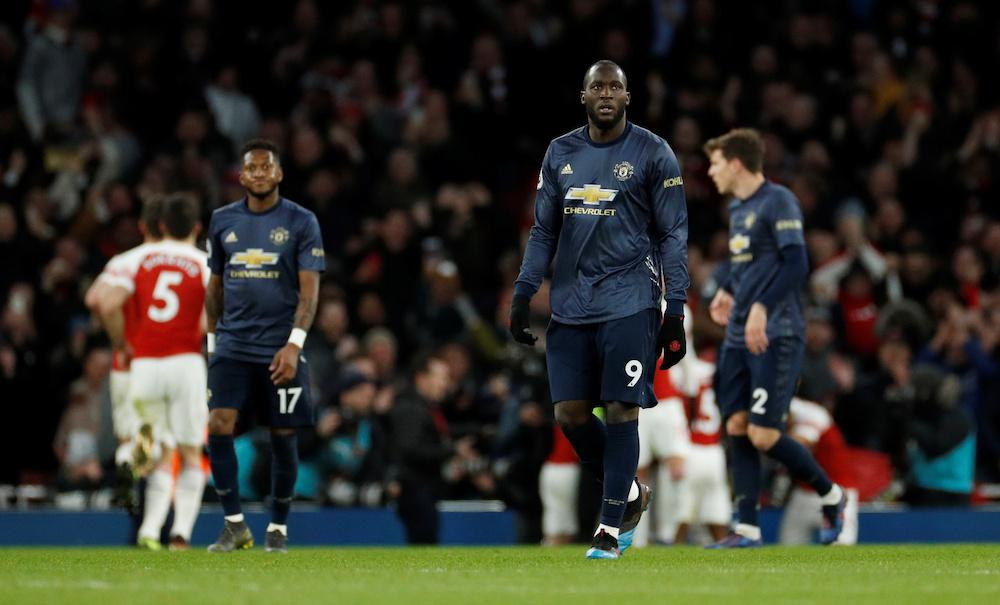 Romelu Lukaku has not yet been ruled out of Manchester United's FA Cup quarter-final clash against Wolves despite picking up a foot injury.