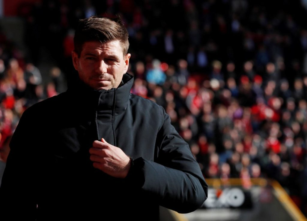 Rangers coach Steven Gerrard admits he expects a big response from his players after their Scottish Cup loss to Aberdeen.