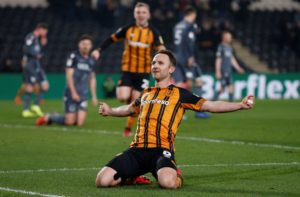 Hull City winger Marc Pugh is adamant that his side are still in the fight for the Championship play-offs despite back-to-back defeats.
