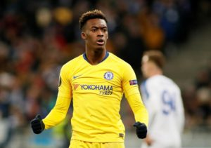 Borussia Dortmund are facing a battle to keep Jadon Sancho and have lined up Chelsea starlet Callum Hudson-Odoi as a possible replacement.