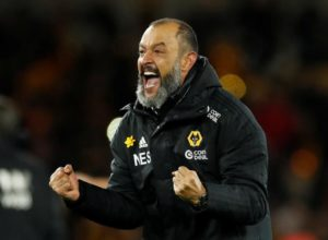 Wolves may face a battle to keep hold of boss Nuno Espirito Santo in the summer as Chelsea are being linked with a move for him.