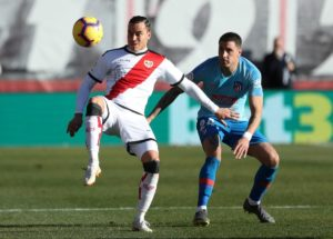 Real Betis are reportedly lining up a swoop to sign Real Madrid striker Raul de Tomas following his successful loan at Rayo Vallecano.
