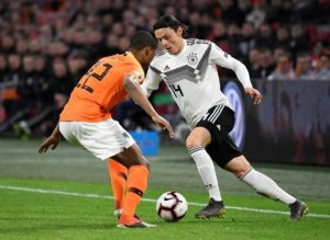 Nico Schulz says he is happy at Hoffenheim but admits he would like to test himself in another big European league at some stage.