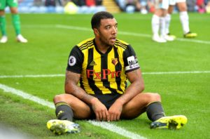 According to reports in England, Watford are looking to appeal Troy Deeney's red card from Monday's match with Arsenal.