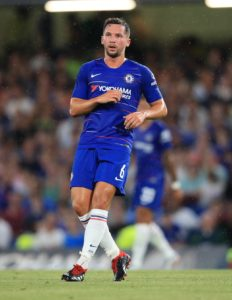 Chelsea midfielder Danny Drinkwater has been charged by police with drink-driving after a car crash in the early hours of Monday.