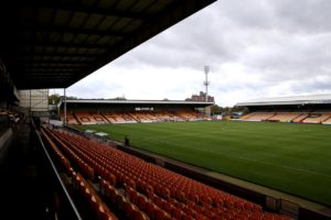 Port Vale have entered into a confidentiality agreement with a prospective buyer of the struggling League Two club and their ground.