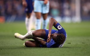 Chelsea have confirmed Callum Hudson-Odoi underwent surgery on the ruptured Achilles tendon which ended his season.