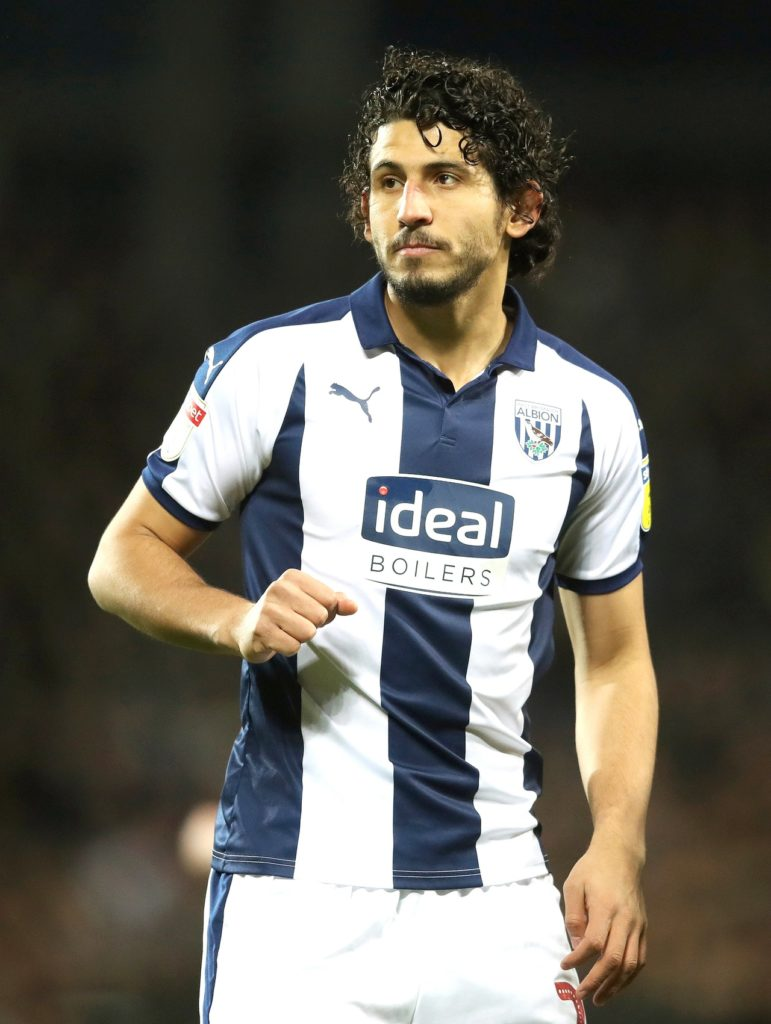 West Brom interim boss James Shan will have Ahmed Hegazi available for the clash with Preston after he served a one-match ban against Millwall.