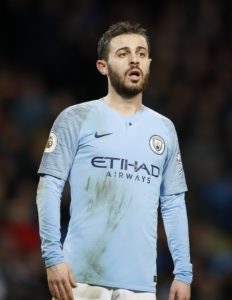 Bernardo Silva has tried to quickly switch focus back to the Premier League title race following Manchester City's Champions League heartache.