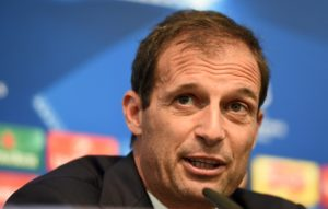 Juventus coach Max Allegri says his side will have to raise their game from the first leg if they are to knock Ajax out of the Champions League tonight.