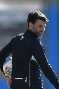Lincoln City manager Danny Cowley warned his players that they will have to improve on their finishing if they are going to make an impact in League One.