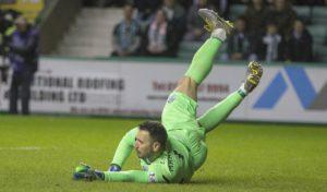 Hibernian goalkeeper Ofir Marciano hailed Kilmarnock as an inspiration ahead of their Ladbrokes Premiership clash on Wednesday night.