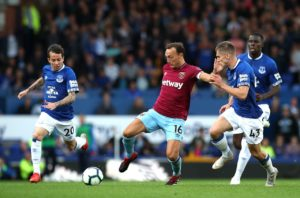West Ham captain Mark Noble has urged his side to build on a positive performance at Manchester United by beating Leicester.