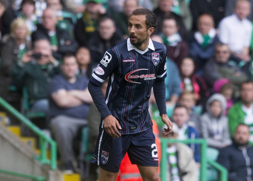 Raffa De Vita was inspired by Livingston's impact in the top flight as he fought back from a serious knee injury.