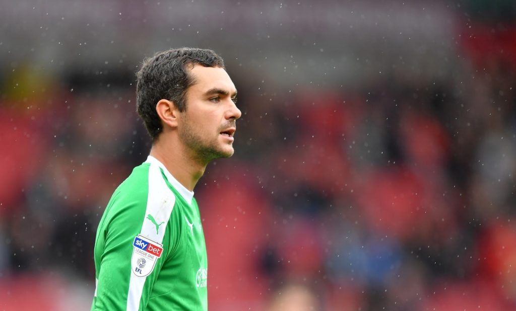 League One leaders Luton will check on goalkeeper James Shea ahead of the visit of relegation-battlers AFC Wimbledon.