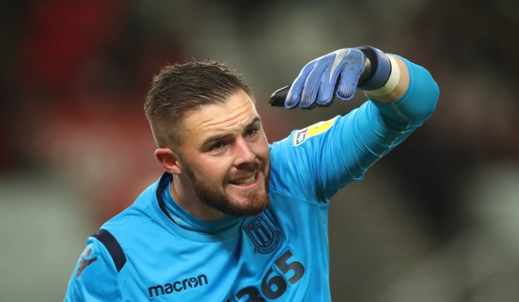 Stoke could have goalkeeper Jack Butland back in contention for the visit of Championship leaders Norwich.