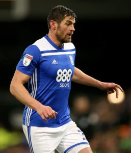 Birmingham shared the spoils with Wigan in a 1-1 draw in their final home Sky Bet Championship game of the season at St Andrew's.