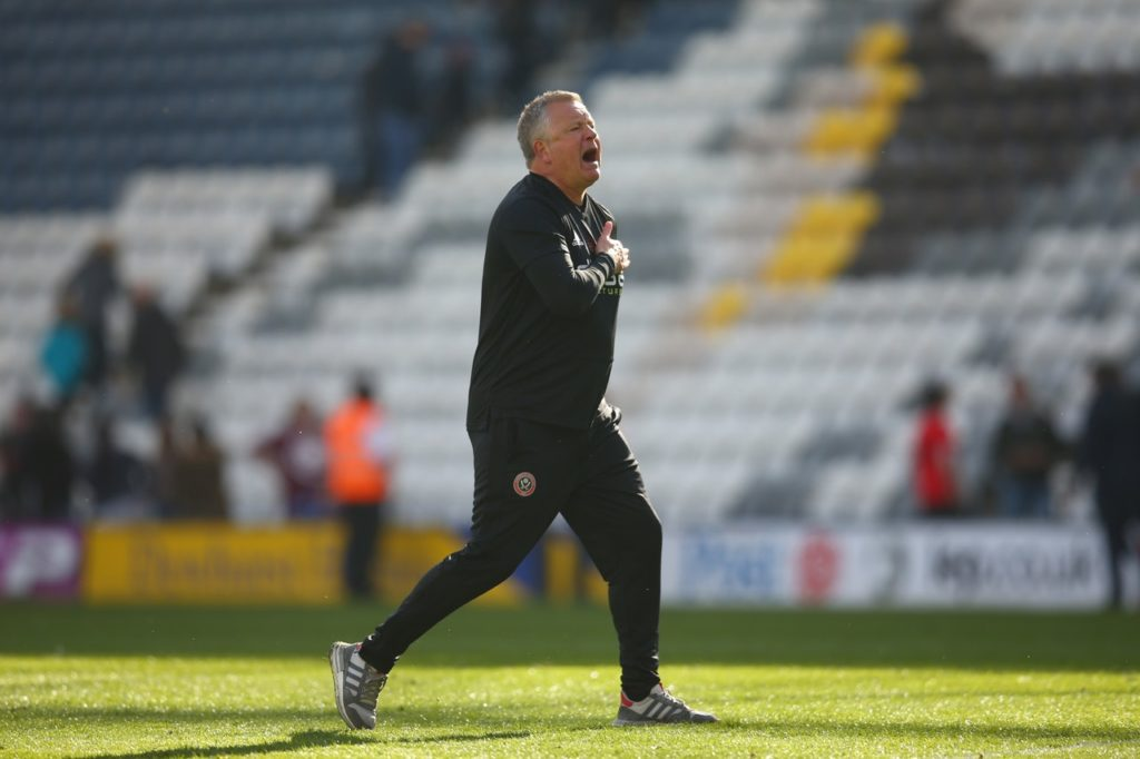 Chris Wilder praised his 'special' Sheffield United side after they regained second place in the Championship with a 1-0 win at Preston.