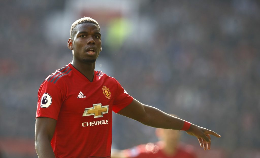 Manchester United coach Ole Gunnar Solskjaer has denied that Paul Pogba is struggling to perform due to Real Madrid's interest.