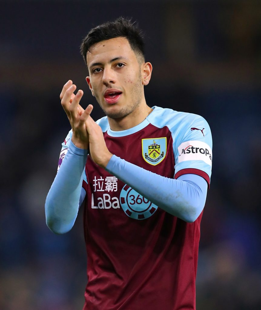 Burnley boss Sean Dyche hailed the efforts of Dwight McNeil after he set up both goals in the 2-0 win over Cardiff.