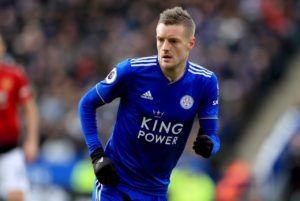 Jamie Vardy says there is more to come from him and Leicester after he equalled Gary Lineker's goalscoring feats for the club.
