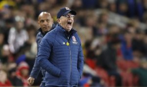 Tony Pulis has told his Middlesbrough players it is down to them to revive their fading play-off hopes after suffering a sixth successive Championship defeat