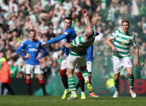Celtic will 'vigorously' defend Scott Brown against the charges brought against the captain for his actions after the Old Firm Derby.