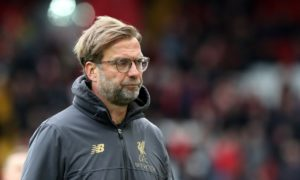 Liverpool boss Jurgen Klopp has urged everyone at the club to give their all as they have as they try to clinch the Premier League title.