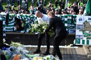 Neil Lennon felt Jozo Simunovic's header against Kilmarnock was the 'perfect way' to win a game as Celtic Park honoured Billy McNeill.
