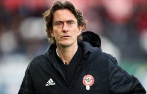 Thomas Frank was pleased to see his Brentford side give a good account of themselves as they drew 1-1 at Millwall despite having Henrik Dalsgaard sent off.