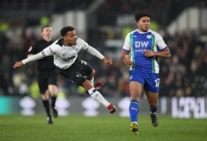 Paul Cook heaped praise on Reece James after the Chelsea loanee helped Wigan to a battling point from a 2-2 Championship draw at Bristol City.