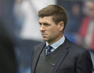 Steven Gerrard admits he is not satisfied with second best as he strives to make Rangers real challengers next season.