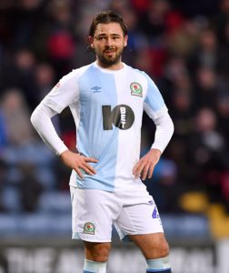 Charlie Mulgrew and Bradley Dack are doubts for Blackburn ahead of their home game against Derby.
