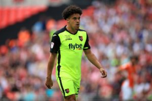 Exeter will be without Troy Brown again for the Sky Bet League Two play-off battle with Oldham.