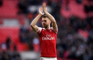 Unai Emery is hoping Aaron Ramsey can make a big contribution to the end of Arsenal's season before departing in the summer.
