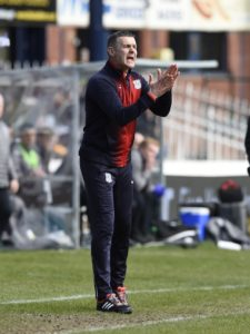 Dundee manager Jim McIntyre has had his players working on their finishing during an extra week's training as they bid to halt a seven-match losing streak.