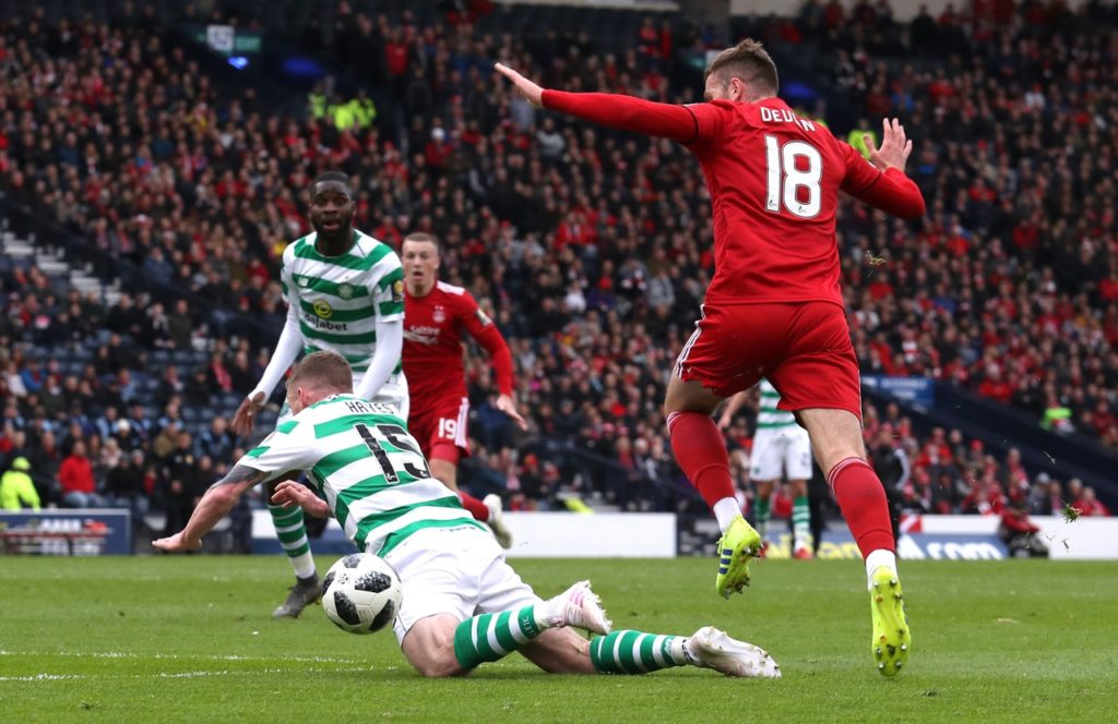 Jonny Hayes plans to cherish every minute of Celtic's triple treble push after fearing his career at Parkhead was doomed.