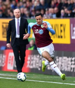 Sean Dyche believes teenager Dwight McNeil will not be distracted by any 'outside noise' as he continues his rapid rise in the game.