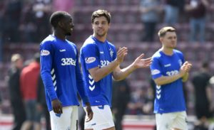 Steven Gerrard has backed Matt Polster to be Rangers' surprise package in the months to come.