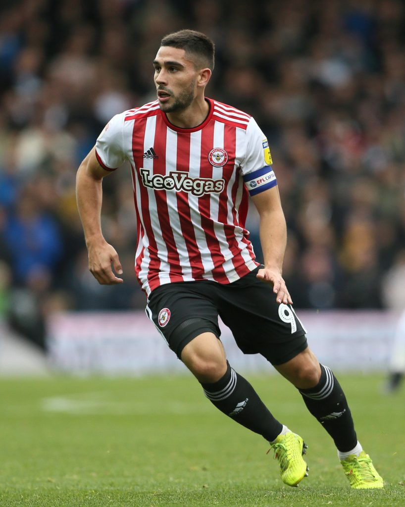 Huddersfield have reportedly renewed their interest in Brentford forward Neal Maupay and could make a move this summer.