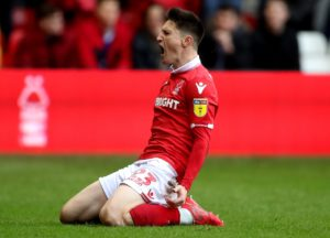 Nottingham Forest ended a run of four straight defeats with a resounding 3-0 Sky Bet Championship victory over Middlesbrough at the City Ground.