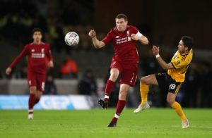 Liverpool midfielder James Milner believes that his team will need to win all their remaining Premier League games to win the title.