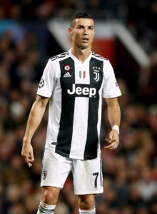 Juventus star Cristiano Ronaldo has revealed he will be staying at the club next season after making history on Saturday night.