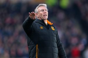 Hull boss Nigel Adkins is determined to ensure his players do not get ahead of themselves going into Wednesday's match with Wigan.