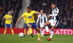 West Brom caretaker boss Jimmy Shan received some mixed injury news ahead of his side's home game against Rotherham.