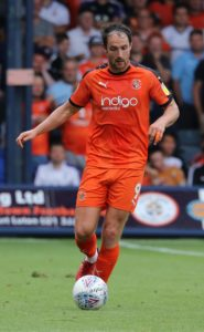 League One leaders Luton should have striker Danny Hylton back in contention for the visit of Blackpool.