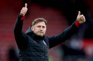 Ralph Hasenhuttl said he would never have taken on the Southampton job if he didn't believe they could secure Premier League safety.